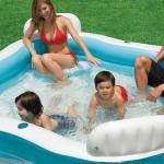 piscina hinchable barata
