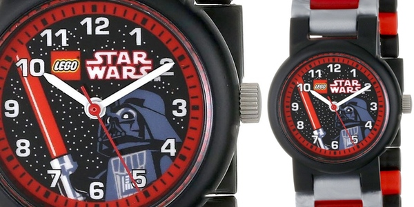 Reloj Lego Darth Vader