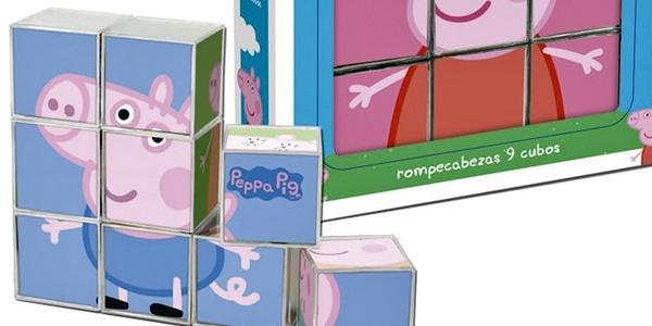 Rompecabezas Peppa Pig barato