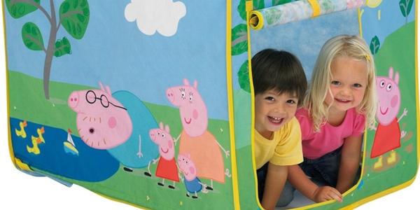 Casita juego Peppa Pig