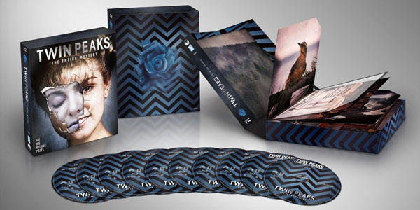Twin Peaks Blu-ray