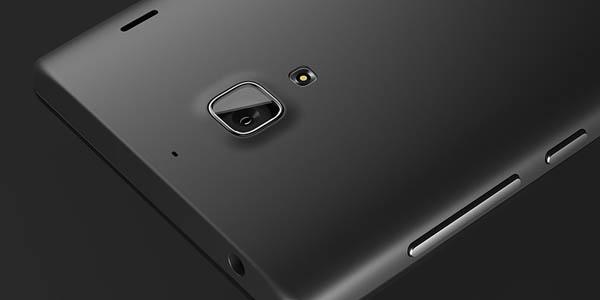 Cámara del Xiaomi Red Rice 1S
