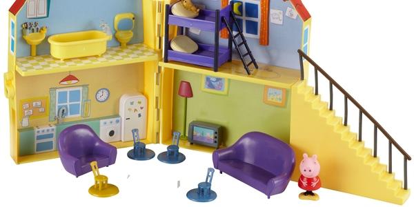 Casa juegos Peppa Pig