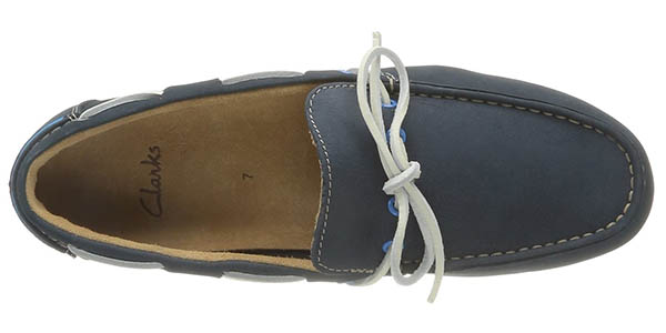 Clarks Marcos Edge - vista superior