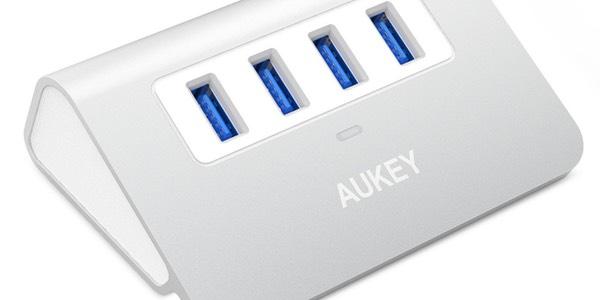 Hub USB 3.0 de 4 puertos Aukey