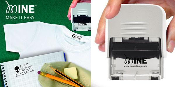 Chollo marcador de ropa y libros mine compact por s lo 12 99 - Marcador de ropa mine el corte ingles ...