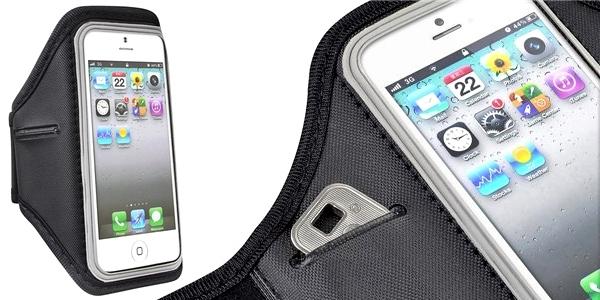 Brazalete deportivo iPhone barato