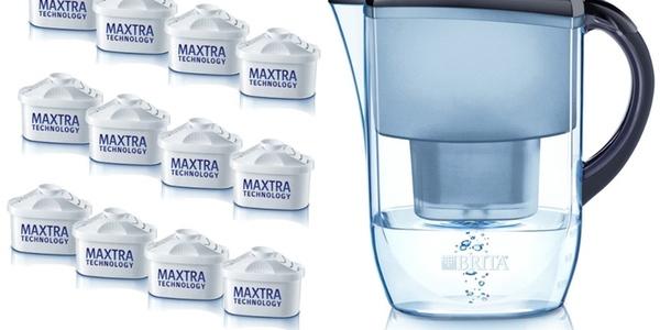 jarra purificadora agua brita oferta