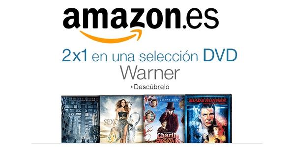 2x1 DVD Amazon