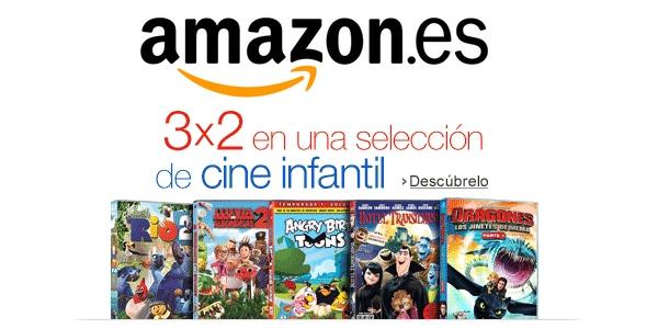 3x2 cine Amazon.es