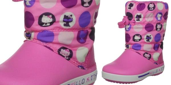 botas Hello Kitty oferta