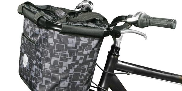 Chollo cesta delantera para bicicleta casi regalada - Cestas para bicicletas ...