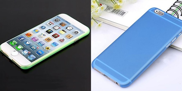 carcasa gel iphone 6