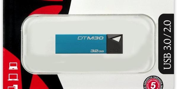 Pendrive 32GB barato Kingston