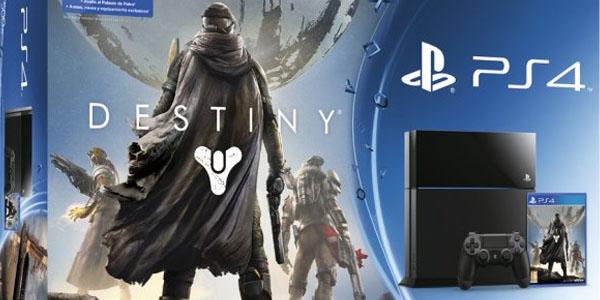 Pack PS4 Destiny