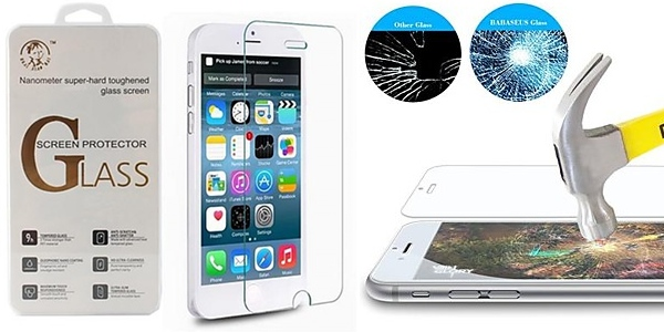 protector cristal iPhone 6