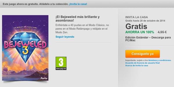 descargar Bejeweled 3 gratis