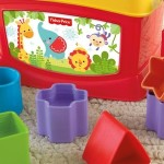 Cubo bloques infantiles Fisher Price