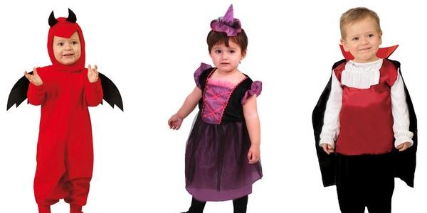 Disfraces Halloween bebé
