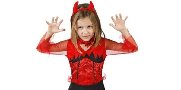 disfraz Halloween barato para niña