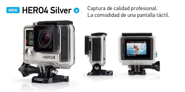 GoPro HERO4 Silver al mejor precio