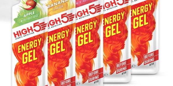 Los mejores geles energeticos para correr