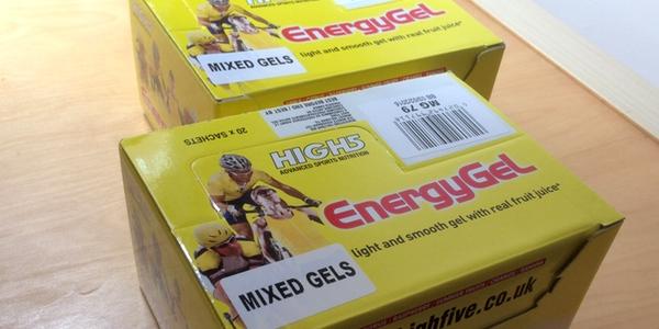 High5 geles deportivos de resistencia