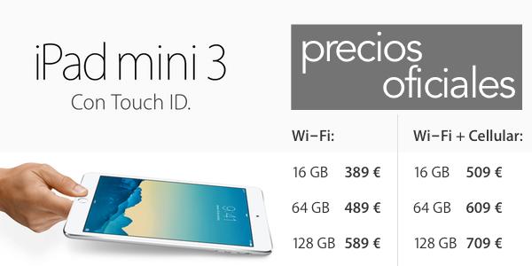 ipad mini 3 precio amazon