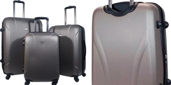 Chollo set de 3 maletas en amazon - Maleta viaje carrefour ...