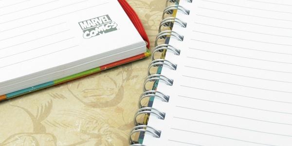 Marve Notebooks Pyramid
