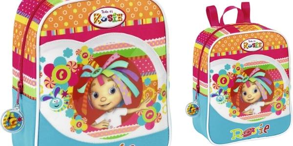 mochila muñeca Rosie
