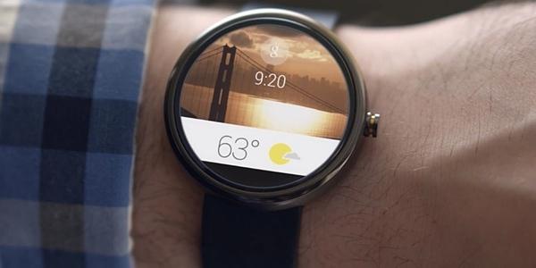 El Moto 360 parece un reloj convencional