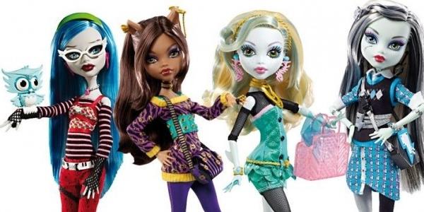 Muñecas Monster High al mejor precio
