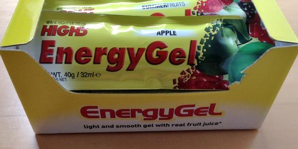 pack 20 geles energéticos High5