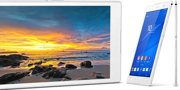 características técnicas Xperia Z3 Tablet Compact