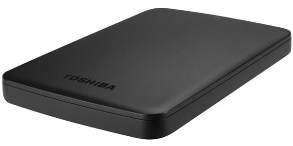 Toshiba Canvio Basics 1TB barato