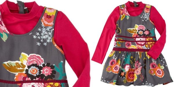 vestido barato para niña Catimini