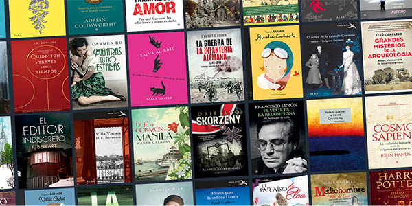 Kindle Unlimited tarifa plana libros