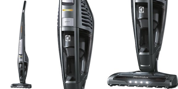 aspiradora escoba potente y barata Electrolux