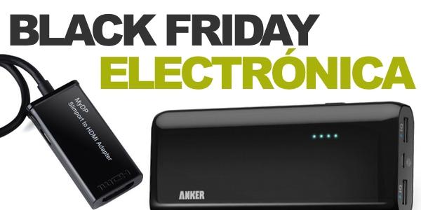 Ofertas en electrónica Black Friday 2014