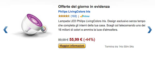 Black Friday Amazon Italia