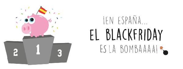 El Black Friday es un éxito en España