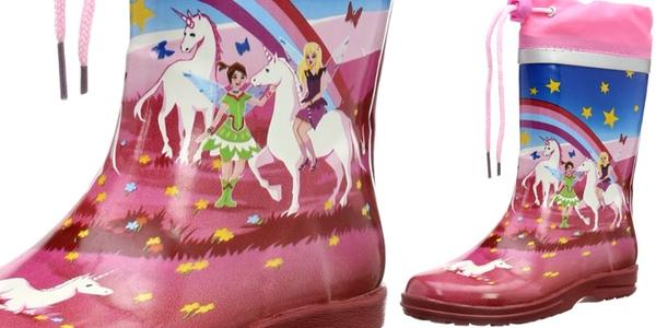 botas de agua Beck Wonderland