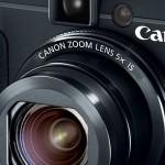 cámara compacta Canon Powershot G16