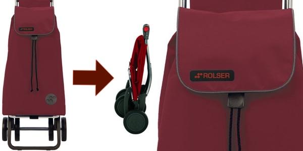 Chollo carro de la compra plegable rolser por s lo 32 45 for Compra de sillas plegables