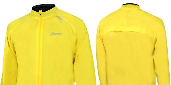 8a9ff09b4 Chollo chaqueta de running ASICS Volt al 50% de descuento