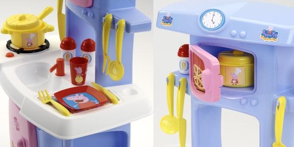Cocinitas de juguete en oferta para los m s peques Cocina juguete carrefour