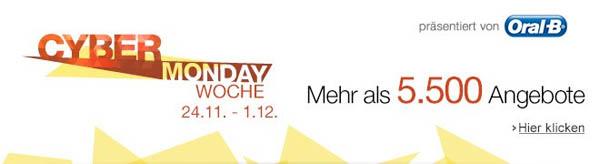 Cyber Monday de Amazon Alemania