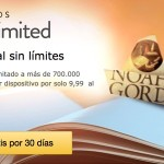 descarga ebooks gratis con Kindle Unlimited