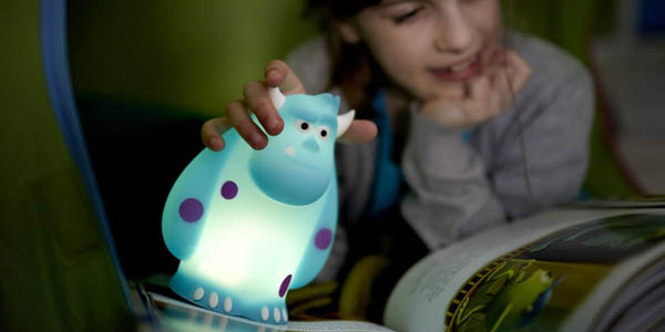 Luz LED Disney Sulley Monstruos